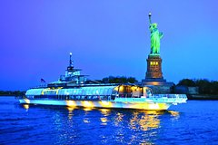 New York City Christmas Eve Bateaux Dinner Cruise