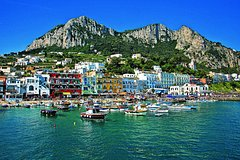 Exploring Capri and Anacapri from Naples - Sea and city sightseeing tour