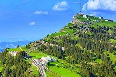 Ver la ciudad,Salir de la ciudad,Tours auto-guiados,Excursiones de un día,Crucero por el lago Lucerna