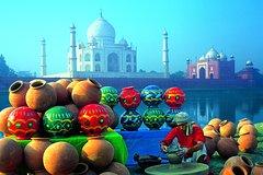 Agra Sunrise Tour With Taj Mahal and Agra Fort