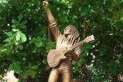 Shared Bob Marley Mausoleum Tour Nine Miles Jamaica from Ocho Rios