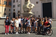 Imagen Rome Walking Tour Including the Pantheon and Trevi Fountain