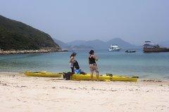Sea Kayak Sharp Island in Hong Kong's UNESCO Global Geopark