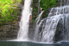 Waterfall tour at Jaco Beach from San Jose
