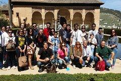 Imagen Evite las colas: visita al Palacio de la Alhambra con los Jardines del Generalife
