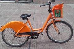 Imagen Alquiler de bicicletas urbanas en Montevideo