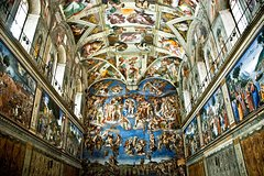 Skip the line ticket and Lunch in the Vatican Museums