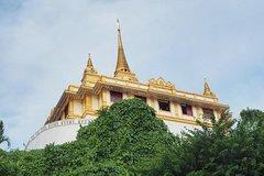 Bangkok Original Discovery Walking & Tuk Tuk Tour