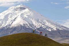 Imagen Cotopaxi Bike and Hike Tour