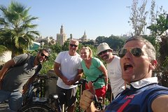 Imagen Guided Electric Bike Tour in Seville