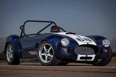 Cobra Exotic Supercar Experience at Grandsport Speedway