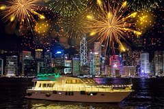 2018 National Firework Victoria Harbour Cruise - Luxury Yacht