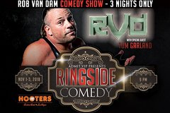 Ringside Comedy: Rob Van Dam