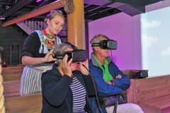 Experience Volendam - Historical tour, Virtual Reality