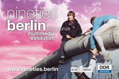 Imagen Nineties Berlin Entrance Ticket