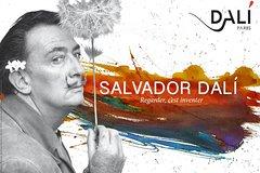 Espace Dali Admission Ticket