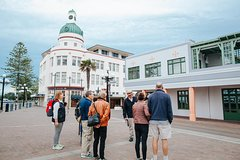 Imagen Guided 4:30pm Evening Art Deco Walk from Napier Art Deco Trust