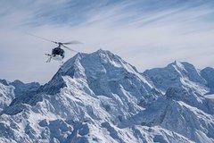 Imagen Fox Glacier and Mount Cook Helicopter Flight