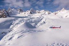 Imagen Fox Glacier Neve Discoverer Helicopter Flight