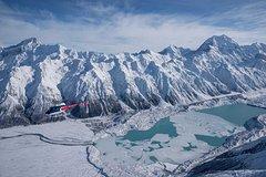 Imagen Mount Cook Alpine Vista Helicopter Flight