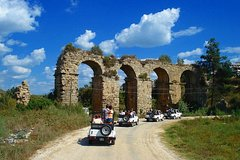 Full-Day Taurus Mountains Jeep Tour with Green Canyon