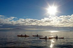 Imagen Sunset kayak tour to Rangitito Island