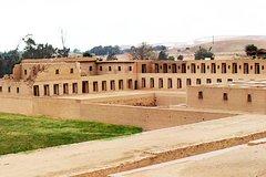 Imagen Tour of Pachacamac Temple from Lima