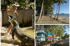 Imagen Hartley's Crocodile and Beach Combo from Cairns