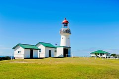 Imagen Full-Day 1770 Tour by LARC Amphibious Vehicle Including Sandboarding and Bustard Head Lightstation