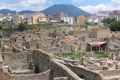Pompeii and Herculaneum - Group Excursion