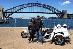 Imagen Sydney Scenic Trike or Harley Davidson Tour