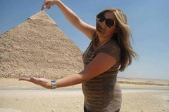 Cairo Stopover Tour from Cairo Airport Private Car Transfers