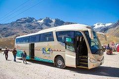 Imagen Cusco to Puno Bus transportations VIP Tourist Service