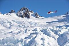 Imagen Return Helicopter Flight to Mount Cook from Fox Glacier