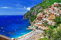 Winter Season: Amalfi Coast full day