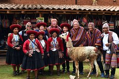 Imagen Small-Group Sacred Valley of Cusco and Kantu Weaving Center