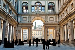 Florence: Uffizi Gallery Guided Tour