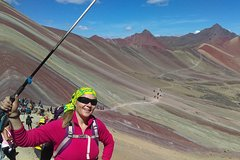 Imagen Rainbow Mountain Hiking Tour From Cusco
