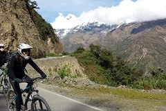 Imagen Inca Jungle: 3-Day Mountain Bike Tour to Machu Picchu