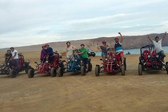 Imagen Buggy ride in Paracas National Reserve