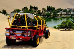 Imagen Private Ica and Huacachina Sand Dunes Tour from Lima