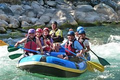 Imagen Full-Day Lunahuana Rafting and Canopy Tour from Lima