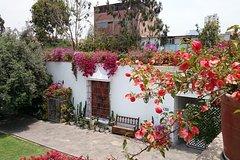 Ver la ciudad,Ver la ciudad,Tours temáticos,Tours históricos y culturales,Con Museo Larco incluido,Museo Larco,Tour por Lima