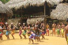 Ver la ciudad,City tours,Tours temáticos,Theme tours,Tours históricos y culturales,Historical & Cultural tours,Excursión a Pueblo Indígena Emberá,Excursion to Embera Village