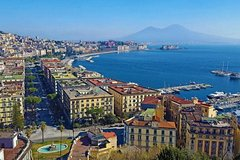 Panoramic Tour of Naples with Pizza Tasting