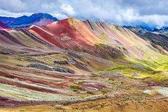 Imagen Rainbow Mountain 1 DAY