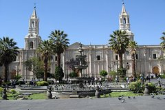 Imagen Visita a pie por Arequipa
