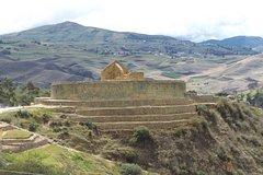 Imagen Full-Day Ingapirca Ruins and Gualaceo Artisan Village