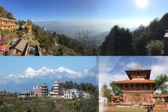 Imagen Full-Day Guided Hike to Nagarkot from Kathmandu with Transport