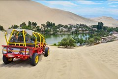 Imagen Paracas and Huacachina from Lima with Ballestas Islands and Sand Boarding